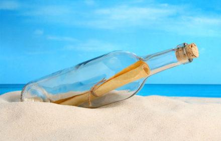 """Progetto """"Messaggio in una Bottiglia"""""""