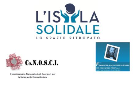 II° Corso di Formazione per volontari Roma, 19 febbraio – 23 aprile 2018